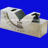Präzisions-Stahl-justierbare Winkel-Anzeigeinstrumente für die Prüfung des Winkels