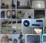 Части прогресса впрыски изготовления Китая изготовленный на заказ пластичные, части пластмассы PA66 GF30