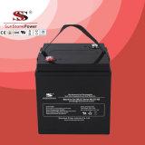 Tiefe batterieleitungs-Säure-Batterie der Schleife-Batterie-Mlg6-100 Solar