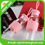 Edelstahl-Wasser-Flasche mit Plastikwasser-Flaschen Wholesale (SLF-WB026)