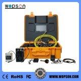 Водоустойчивая камера осмотра стока системы CCTV с длиной стандарта 20m