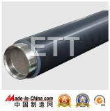 Blanco rotatoria de la farfulla de Nbox de la alta calidad (óxido del niobio)