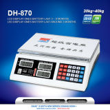 ABS البلاستيك الأسعار الالكترونية الحاسبات مقياس ( DH- 870 )