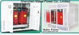 500-800kVA 10kvのクラスによってプレインストールされる乾燥した変圧器(ヨーロッパ)