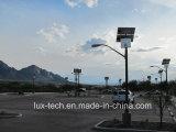 réverbère solaire de 20W DEL pour le parking (LTE-SSL-053)