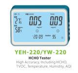 Détecteur de gaz portatif, Aldedhyde de méthyle, Analyseur de gaz de formaldéhyde