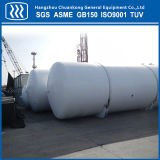 Transporte de gas nitrógeno líquido del tanque de oxígeno industrial o Tanque de almacenamiento