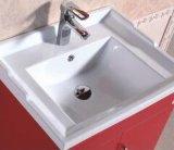 Пол высокого качества стоя шкаф тщеты ванной комнаты PVC