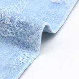 Tissu en coton jacquard en coton Spandex pour jeans