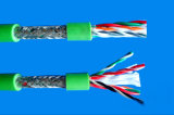 starke Tief-Aufbereitende videokabel-Bildschirm-Aluminiumfolie der Frequenz-8011-O