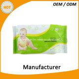 Wipes младенца 100% Bamboo органические
