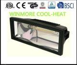 Calefator dourado do ponto luminoso do calefator de quartzo das lâmpadas infravermelhas