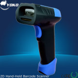 Excellent QualityおよびNice AppearanceのYk-980A第2 Iamge Barcode Scanner
