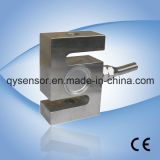 Tipo célula del sensor S de la tensión y de la compresión de carga para la escala del gancho de leva (QH-31)