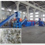PE van de Lijn van het Recycling van het afval de Plastic Machine van de Productie van de Was van de Film (300kg/h)
