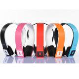 Auscultadores sem fio estereofónico dos auriculares de Bluetooth V3.0 da música para o telefone móvel