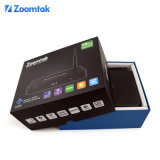 Zoomtak T8 Plus Box TV avec Amlogic S812 H. 265 Hardware Decording 8GB MEM Gigabit Ethernet