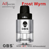 Authentisches Obs Frost Wyrm Rdta Rebuildable Bratenfett-Becken Obs Frost Wyrm Becken mit preiswertem Preis