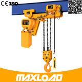 Élévateur à chaînes électrique de 3 tonnes avec le type d'Inférieur-Espace libre (HHBB03-01SL)