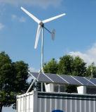1kw, 2kw 5kw, 10kw, 15kw, 20kw fuori dal sistema ibrido del vento solare di griglia