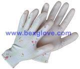 De vrouwen tuinieren Handschoen