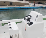 Alles New FRP Hull und Desk Fibergalss Fishing Boat für Sale