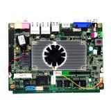Motherboard van de Bewerker van Intel N2800 de Brede Input Lvds MiniN2800 Fanless Mainboard van het Voltage