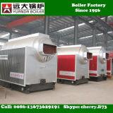 Caldera de vapor del surtidor 4ton de China/generador encendidos madera