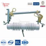 Ritaglio del fusibile, fusibile di interruzione procedura, porcellana & isolante possibile, 12kv, 24kv, 36kv del polimero