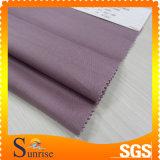 100%年の綿のあや織りファブリックカーボンコーティング(SRSC497)