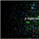 레이저 광 영사기 녹색과 빨강 및 파란 빛 정원 훈장 옥외 크리스마스 레이저 광