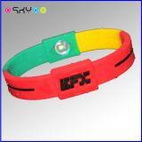 Wristbands personalizados do superman dos braceletes da energia do poder do holograma (OEM/ODM)