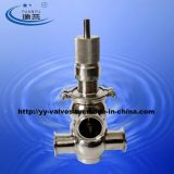Safety sanitario Valve per Pharmacy