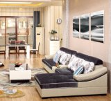 Súper cómodo sofá de esquina