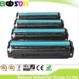 Cartouche d'encre compatible de couleur pour la poudre importée par CF210/211/212/213A de HP
