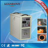 Gold Melting (KX-5188A25)를 위한 25kw High Frequency Induction Heating Furnace