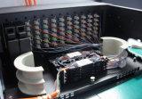 十分にロードされるファイバーのアダプターが付いているファイバーパッチ・パネル144ポート