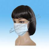 masque protecteur non-tissé de 3-Ply Earloop pour médical