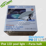 Licht des Lf-PAR56b-1*25W (PFEILER LED-25W) Swimmingpool-LED, Licht der Swimmingpool-einzelnes Farben-LED