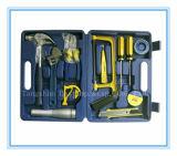 Установите инструменты строя использующ