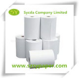 Unterschiedliches Größen-hohes Glanz-Drucken-thermisches Papier