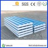 Китай полистирольные шарики Прозрачный EPS Сырье полиэфирная смола для бетонных сэндвич стеновая панель