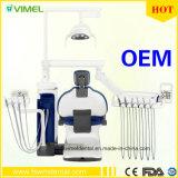 Gute Qualitätszahnmedizinischer Geräten-Stuhl Unten-Eingehangen