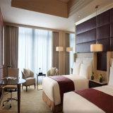 Ensemble de chambre à coucher de luxe d'hôtel de meubles de chambre à coucher d'étoile
