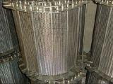 Heißer Metallineinander greifen-Riemen des Verkaufs-2016