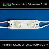 렌즈에 방수 DC12V LED 모듈 SMD5050