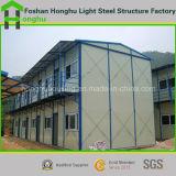 K pulsa la casa prefabricada del panel de emparedado para la comodidad/el apartamento