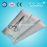 Medizinische Heißsiegelfähigkeit-Sterilisation-flache Tasche