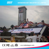 Bstの工場価格P6 SMDのLED屋外広告のビデオ印の平坦防水反Moistrue/腐食