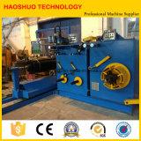Máquina de enrolamento da folha da alta tensão do transformador